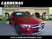 2021_Mercedes-Benz_CLA_250 COUPE_ Harlingen TX
