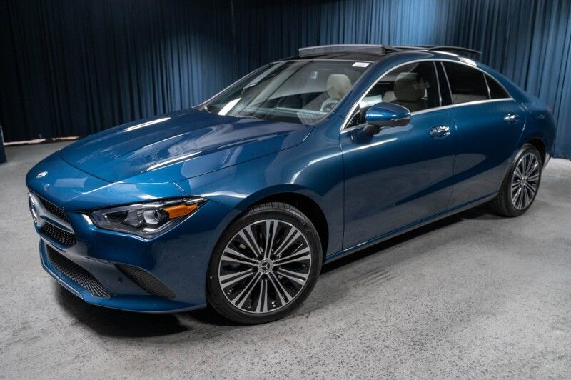 2021 Mercedes-Benz CLA 250 COUPE Scottsdale AZ