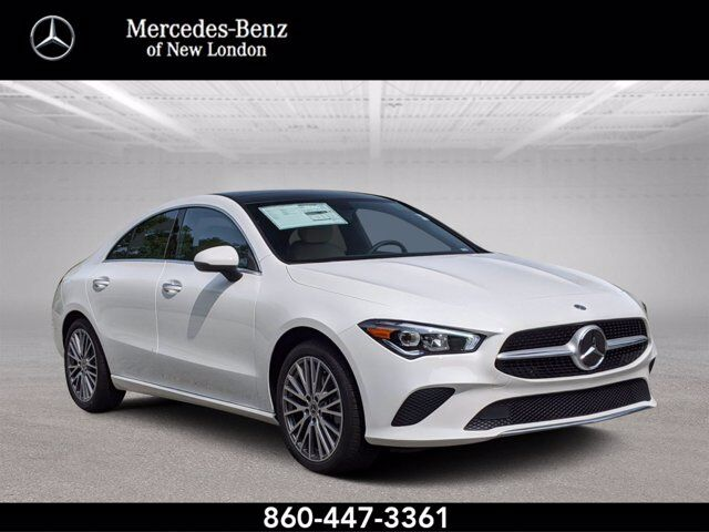 2021 Mercedes-Benz CLA 250 New London CT