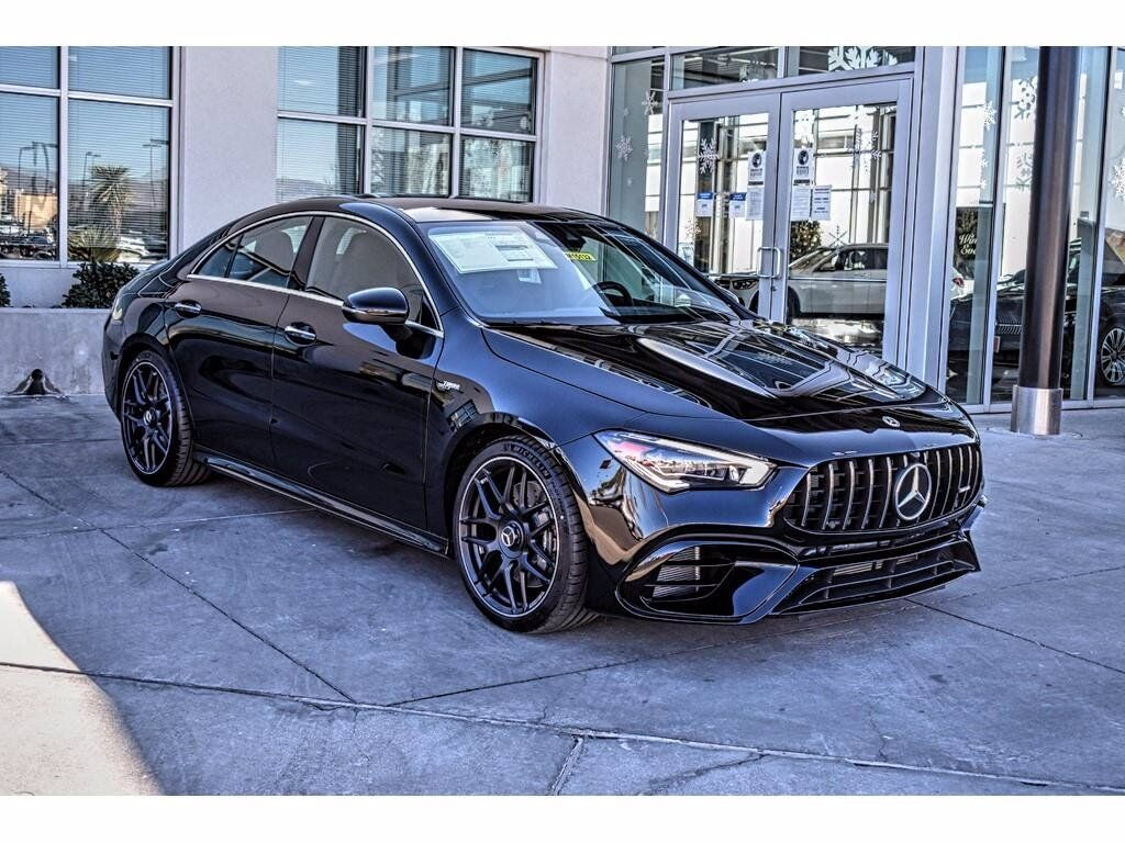 2021 Mercedes-Benz CLA AMG®  45 4MATIC® Coupe El Paso TX