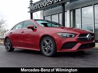 Mercedes-Benz CLA CLA 250 4MATIC® COUPE 2021