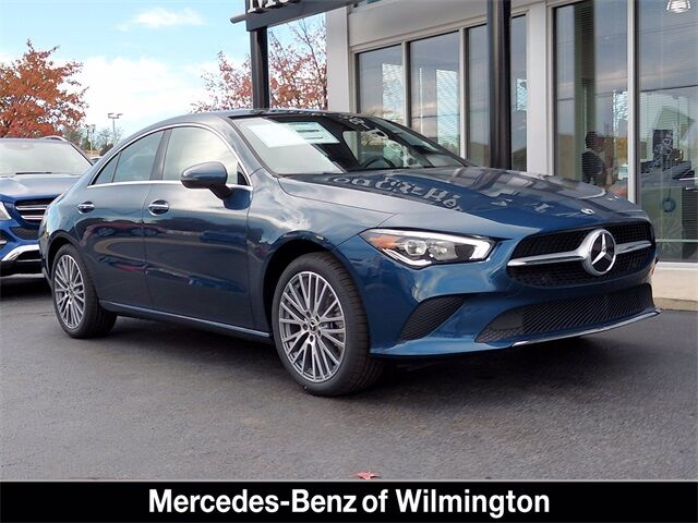 2021 Mercedes-Benz CLA CLA 250 4MATIC® COUPE Wilmington DE