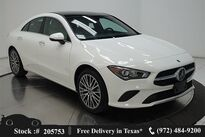 Mercedes-Benz CLA CLA 250 CAM,PANO,HTD STS,18IN WLS,LED LIGHTS 2021