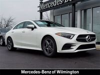 Mercedes-Benz CLS 450 4MATIC® Coupe 2021
