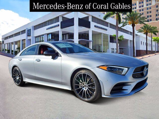 2021 Mercedes-Benz CLS 450 Coupe Coral Gables FL