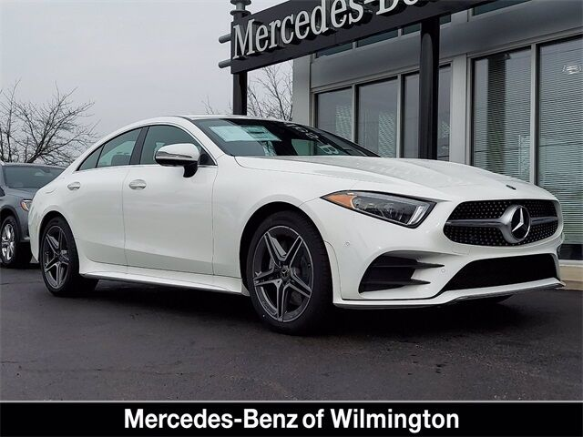 2021 Mercedes-Benz CLS CLS 450 4MATIC® Coupe Wilmington DE