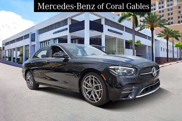 2021 Mercedes-Benz E 350 Sedan # MA873656 Coral Gables FL