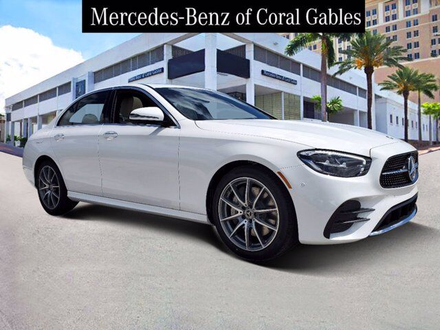 2021 Mercedes-Benz E 350 Sedan # MA964677 Coral Gables FL
