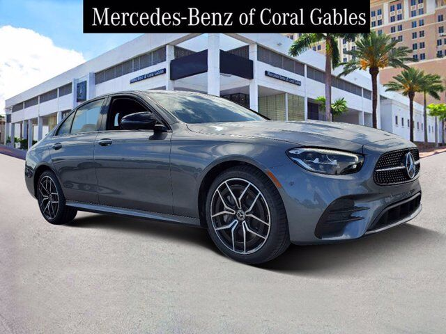 2021 Mercedes-Benz E 350 Sedan Coral Gables FL