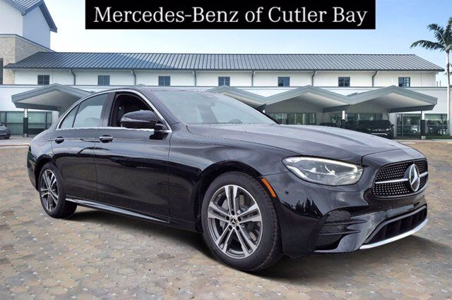 2021 Mercedes-Benz E 350 Sedan # MA886659 Cutler Bay FL