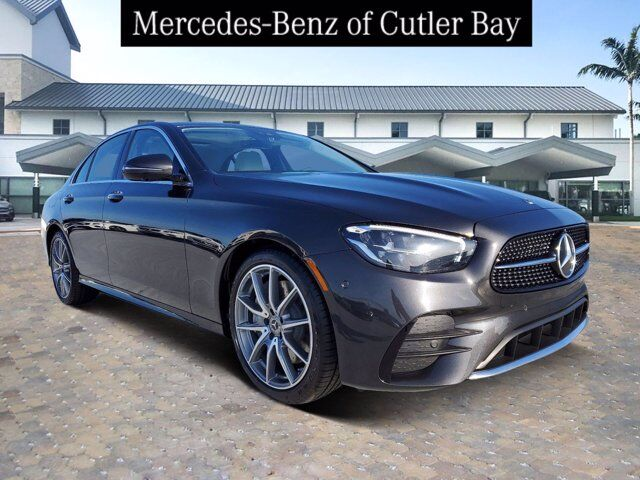 2021 Mercedes-Benz E 350 Sedan Cutler Bay FL