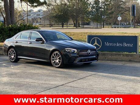 2021 Mercedes-Benz E 350 Sedan Houston TX