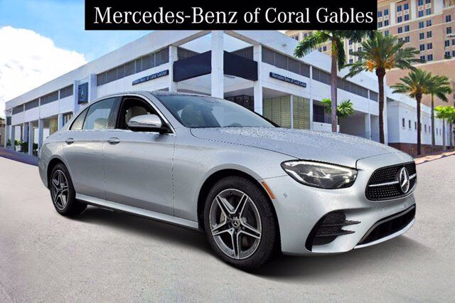 2021 Mercedes-Benz E 450 4MATIC® Sedan Coral Gables FL