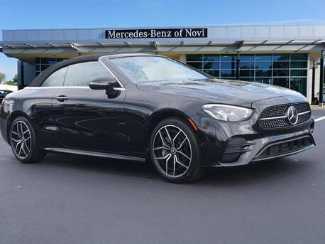 2021_Mercedes-Benz_E_450 Cabriolet_  Novi MI
