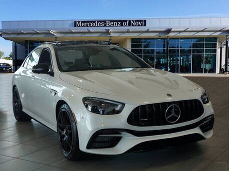 2021_Mercedes-Benz_E_AMG® 63 S Sedan_  Novi MI