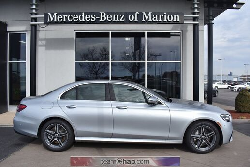 2021 Mercedes-Benz E-Class 450 4MATIC® Sedan Marion IL