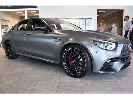 2021_Mercedes-Benz_E-Class_AMG® 63 S Sedan_ Medford OR