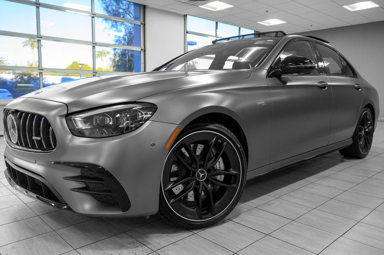 2021 Mercedes-Benz E-Class AMG® E 53 Sedan Peoria AZ