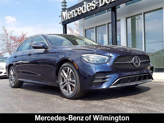 2021 Mercedes-Benz E-Class E 350 4MATIC® Sedan Wilmington DE