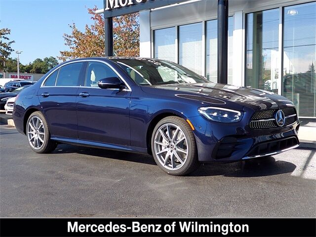 2021 Mercedes-Benz E-Class E 350 4MATIC® Sedan Wilmington DE