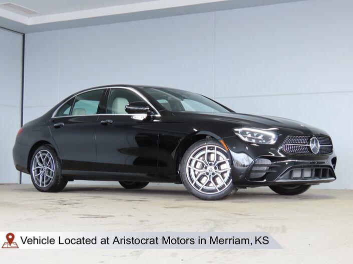 2021 Mercedes-Benz E-Class E 350 Merriam KS