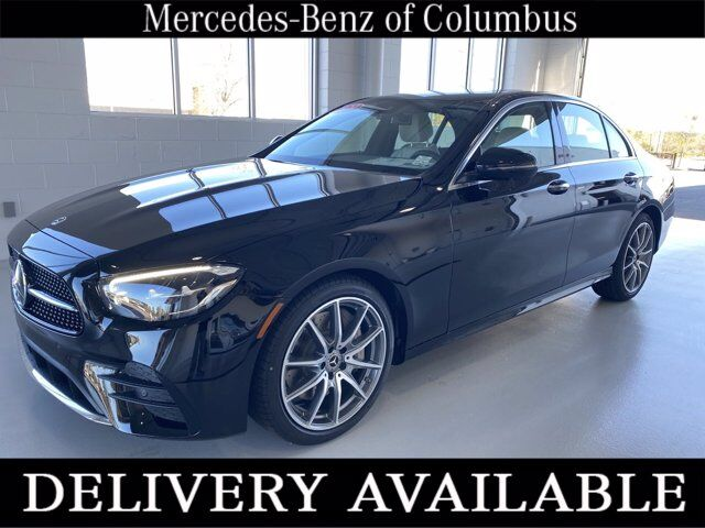 2021 Mercedes-Benz E-Class E 350 Sedan Columbus GA