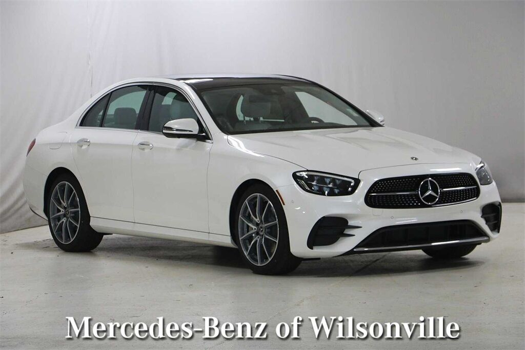 2021 Mercedes-Benz E-Class E 350 Sedan Wilsonville OR