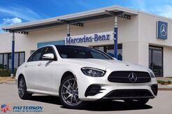 2021_Mercedes-Benz_E-Class_E 450_ Wichita Falls TX