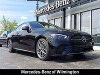 Mercedes-Benz E-Class E 450 4MATIC® Coupe 2021