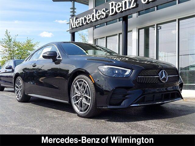 2021 Mercedes-Benz E-Class E 450 4MATIC® Coupe Wilmington DE