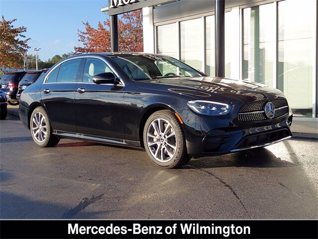 2021 Mercedes-Benz E-Class E 450 4MATIC® Sedan Wilmington DE