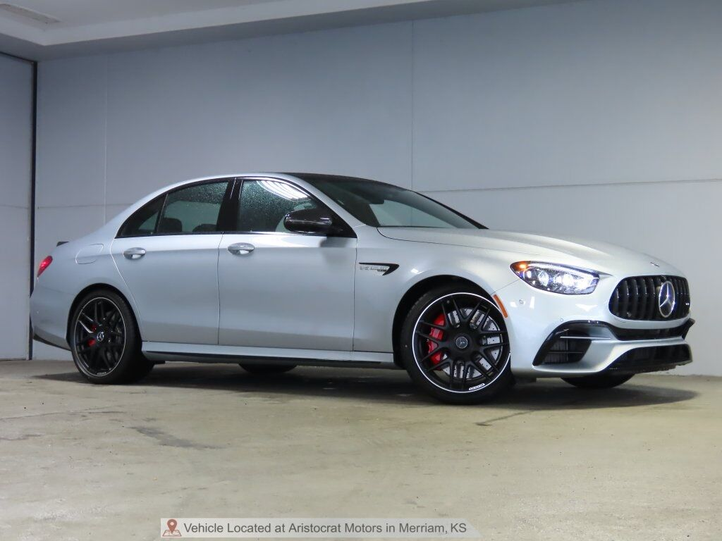 2021 Mercedes-Benz E-Class E 63 S AMG® Merriam KS