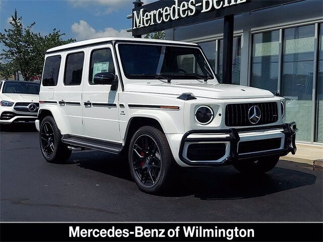 2021 Mercedes-Benz G-Class AMG® G 63 SUV Wilmington DE