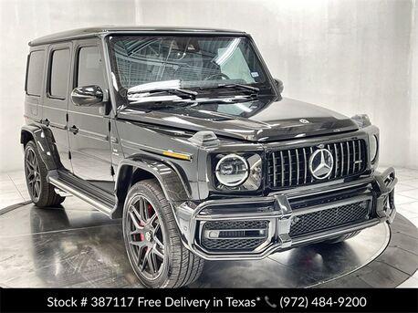 2021_Mercedes-Benz_G-Class_G 63 AMG®_ Plano TX