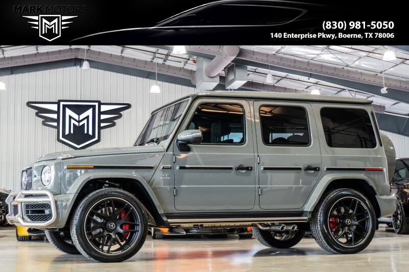 2021_Mercedes-Benz_G63__ Boerne TX