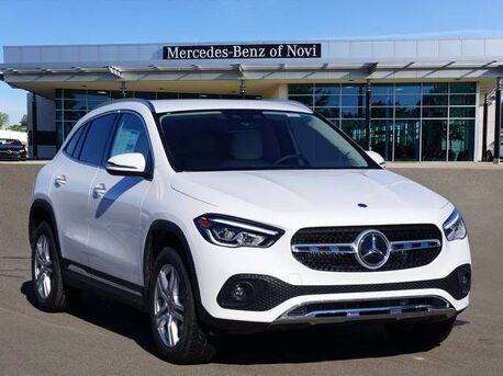 2021_Mercedes-Benz_GLA_250 4MATIC® SUV_  Novi MI