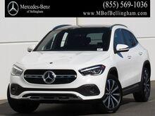 2021_Mercedes-Benz_GLA_250 4MATIC® SUV_ Bellingham WA
