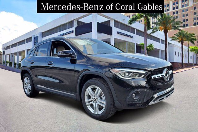 2021 Mercedes-Benz GLA 250 4MATIC® SUV # MJ187946 Coral Gables FL