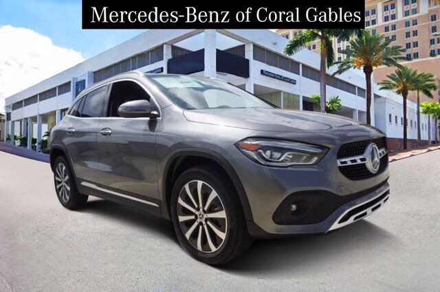 2021 Mercedes-Benz GLA 250 4MATIC® SUV Coral Gables FL