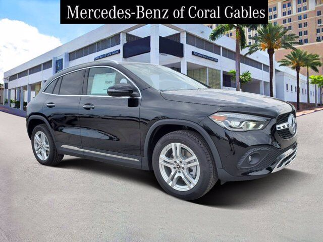 2021 Mercedes-Benz GLA 250 4MATIC® SUV # MJ277642 Coral Gables FL