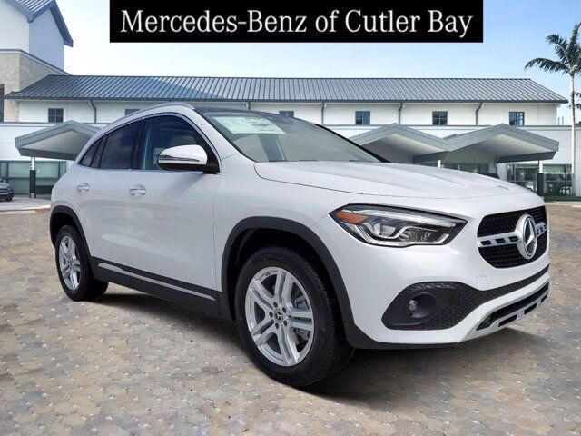 2021 Mercedes-Benz GLA 250 4MATIC® SUV # MJ208606 Cutler Bay FL