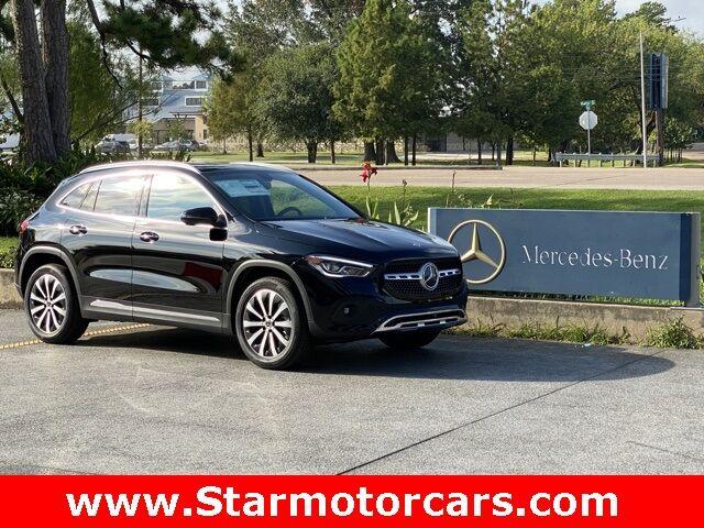 2021 Mercedes-Benz GLA 250 4MATIC® SUV Houston TX