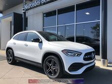 2021_Mercedes-Benz_GLA_250 4MATIC® SUV_ Marion IL
