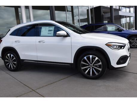 2021_Mercedes-Benz_GLA_250 4MATIC® SUV_ Medford OR