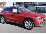 2021 Mercedes-Benz GLA 250 4MATIC® SUV