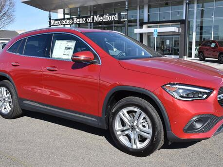 2021_Mercedes-Benz_GLA_250 4MATIC® SUV_ Medford OR