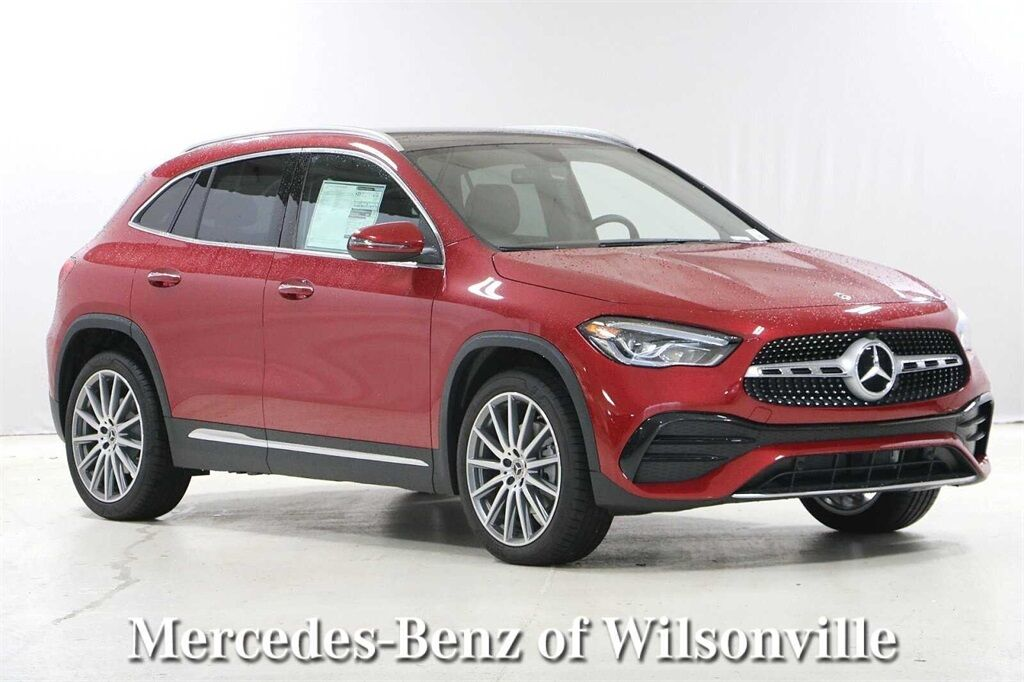 2021 Mercedes-Benz GLA 250 4MATIC® SUV Wilsonville OR