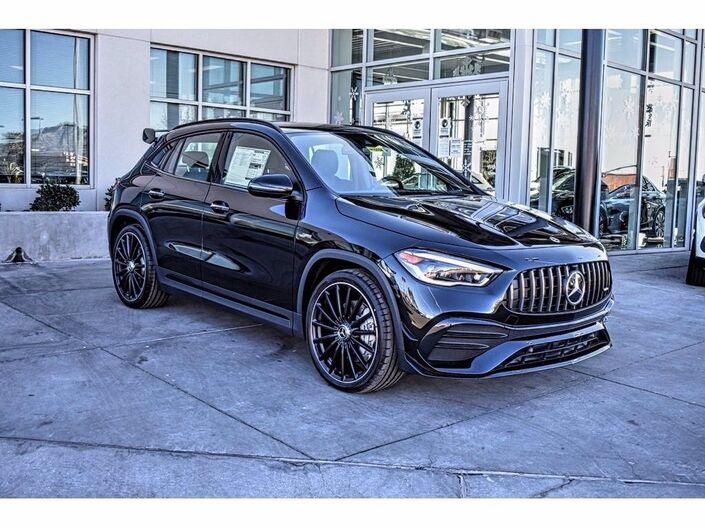 2021 Mercedes-Benz GLA AMG®  35 4MATIC® SUV El Paso TX