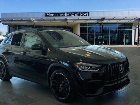 2021_Mercedes-Benz_GLA_AMG® 45 SUV_  Novi MI