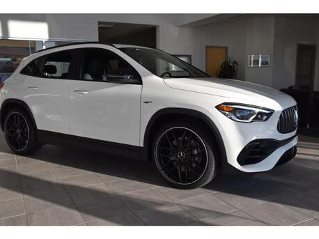 2021_Mercedes-Benz_GLA_AMG® 45 SUV_ Medford OR